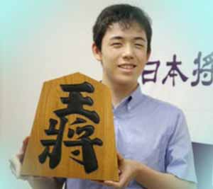 棋士藤井聡太の順調時、勝ちが見えた時のクセが!かわいい画像!